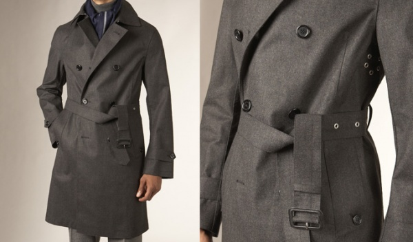 Phineas Cole Wool Trench Phineas Cole Wool Trench