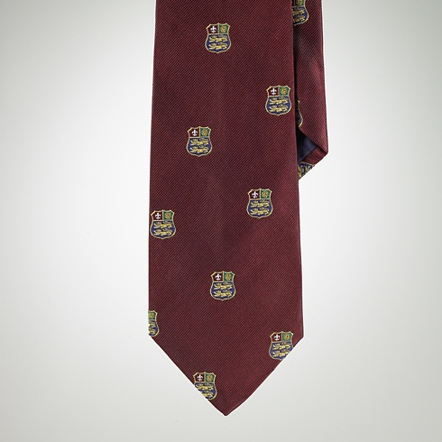 Polo Ralph Lauren Classic Club Solid Silk Tie Polo Ralph Lauren Classic Club Solid Silk Tie
