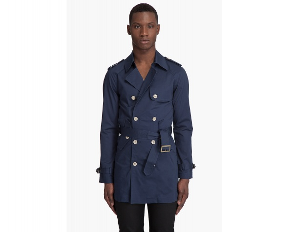 Shades of Grey Inspector Trench Coat Shades of Grey Inspector Trench Coat
