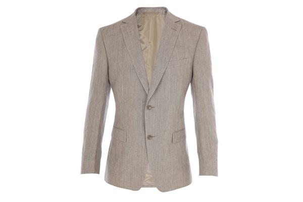 Zegna Z Taupe Linen Suit 1 Zegna Z Taupe Linen Suit