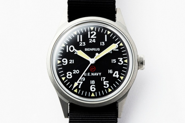 uniform experiment x BENRUS ORIGINAL MILITARY WATCH uniform experiment x BENRUS ORIGINAL MILITARY WATCH