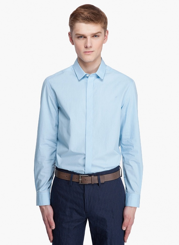 3.1 Philip Lim Classic Fit Shirt 3.1 Philip Lim Classic Fit Dress Shirt