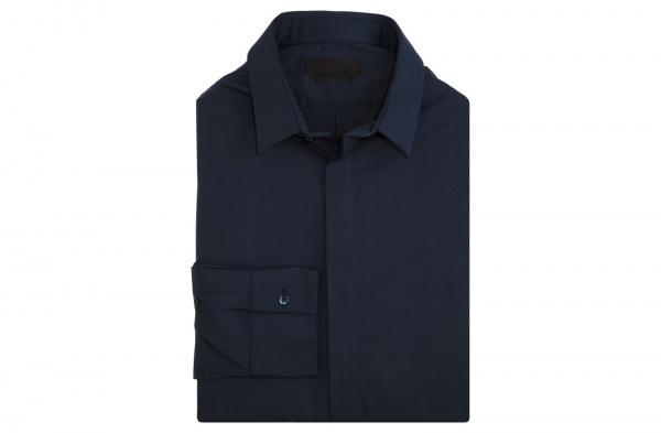 Alexander McQueen Slim Collar Shirt Alexander McQueen Slim Collar Shirt