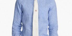 DSquared2 Silk Twill Tie