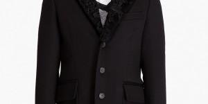 Dsquared2 Long Cashmere Coat