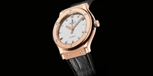 Hublot Classic Fusion Opaline Dial Gold 45 mm