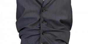 John Galliano Lace Back Vest
