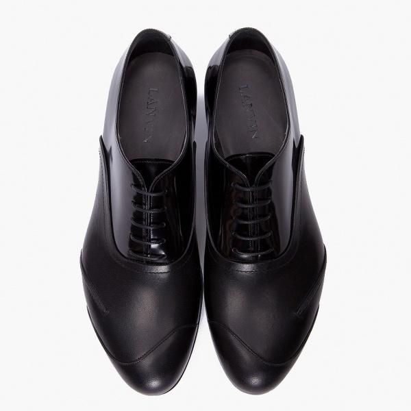 Lanvin Richelieu Dress Shoes | Suitored