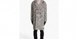 Lanvin Wool Topcoat