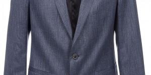 Maison Martin Margiela Single Breasted Wool Blazer