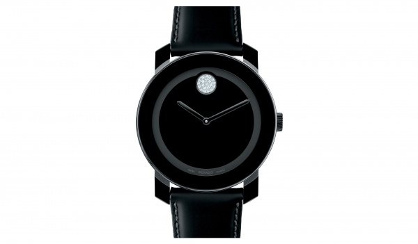 Movado Large Bold Swarovski Crystal Marker Watch Movado Large Bold Swarovski Crystal Marker Watch
