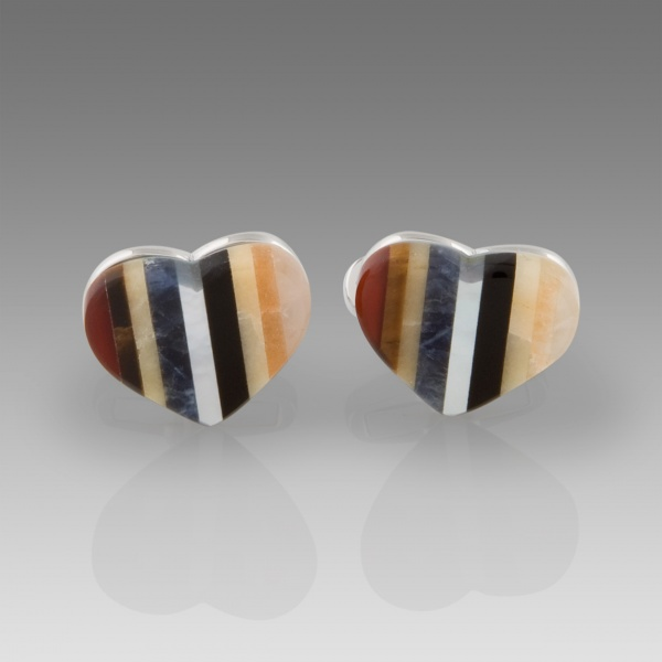 Paul Smith Heart Cufflinks Paul Smith Heart Cufflinks