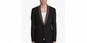 Richmond X Studded Tuxedo Jacket