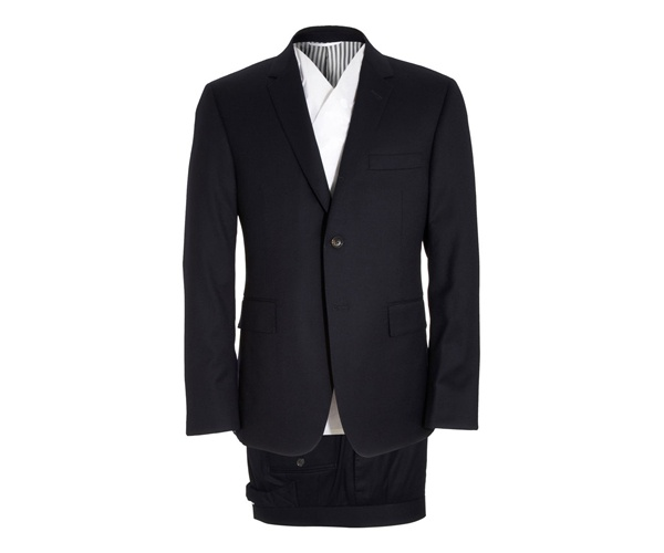 Thom Browne Flannel Two Piece Suit Thom Browne Flannel Two Piece Suit