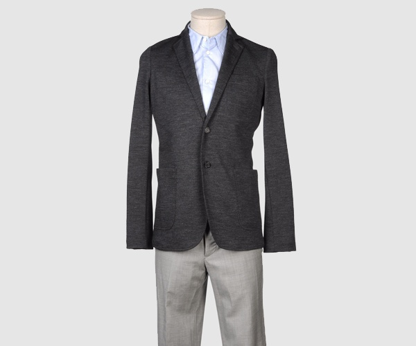 Wool Blazer by Pringle of Scotland Wool Sportcoat by Pringle of Scotland