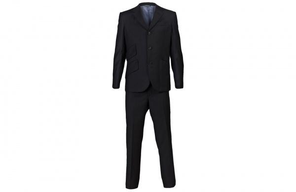 Albert Hammond Jr. Three Piece Black Suit 1 Albert Hammond Jr. Three Piece Black Suit