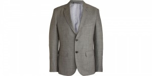 Band of Outsiders Sharkskin Suit Jacket
