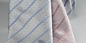 Burberry Handmade Striped Tie