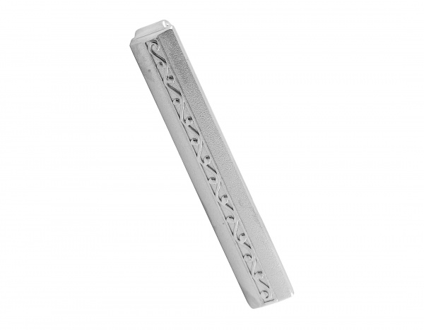 David Donahue Engraved Sterling Silver Tie Clip David Donahue Engraved Sterling Silver Tie Clip