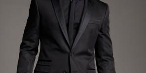 Dolce & Gabbana Jacquard Dinner Jacket