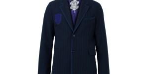 Eden Park Cricket Crest Striped Blazer 1