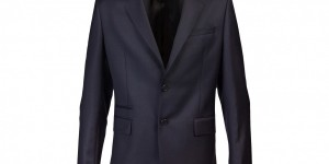 Givenchy Two Piece Navy Suit 1