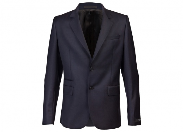 Givenchy Two Piece Navy Suit 1 Givenchy Two Piece Navy Suit