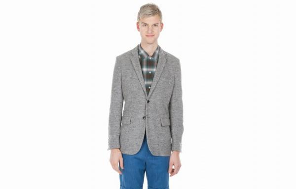 J.Sabatino Reversed Weave Suit 1 J.Sabatino Reversed Weave Suit