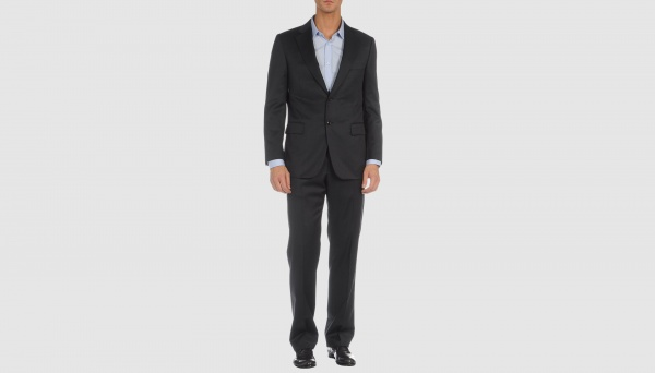 LAB. PAL ZILERI Dark Blue Suit LAB. PAL ZILERI Dark Blue Suit