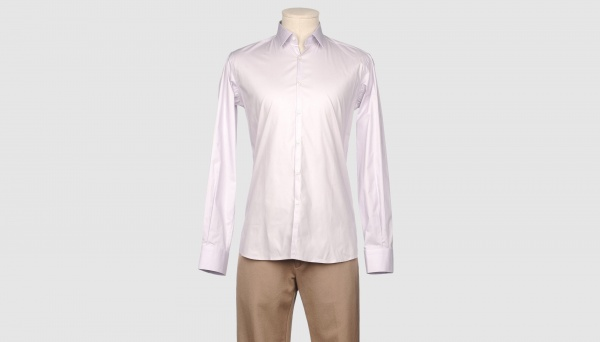 Lagerfeld Long Sleeve Dress Shirt Lagerfeld Long Sleeve Dress Shirt