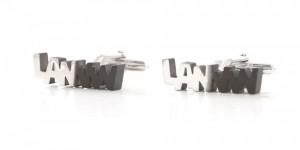 Lanvin Stamp Cufflinks 1