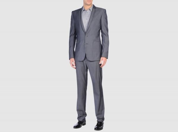 Maison Martin Margiela 14 Silver Suit Maison Martin Margiela 14 Silver Suit