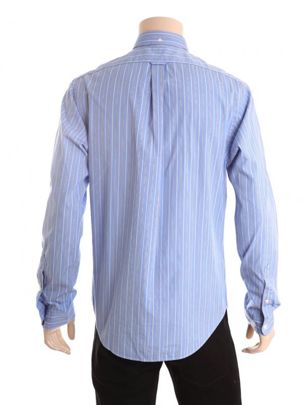 Polo Ralph Lauren Striped Cotton Button Down Shirt | Suitored