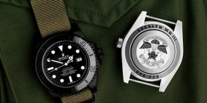 Project x British Military 'Stealth' Rolexes 01