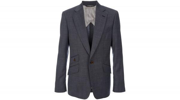 Vivienne Westwood Charcoal Slim Fit Suit 1 Vivienne Westwood Charcoal Slim Fit Suit