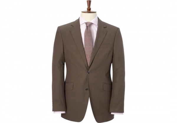 Austin Reed Signature Khaki Soft Twill Suit 1 Austin Reed Signature Khaki Soft Twill Suit
