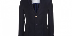 Band of Outsiders Three-Button Blazer
