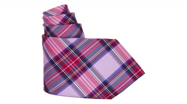 Barneys New York Plaid Tie Barneys New York Plaid Tie
