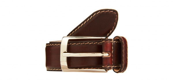 Bettanin Venturi Brown Dress Belt Bettanin & Venturi Brown Dress Belt