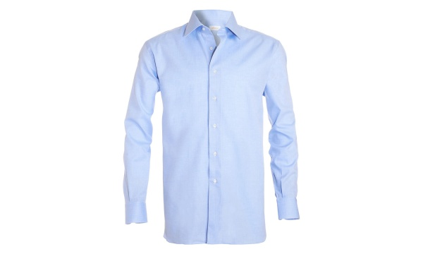 Brioni Yemen Blue Dress Shirt Brioni Yemen Blue Dress Shirt