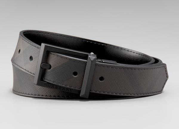Burberry Check Belt Burberry Check Belt