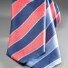 Charvet Rep Stripe Tie