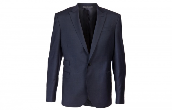 Costume National Two Piece Navy Wool Suit 1 Costume National Two Piece Navy Wool Suit