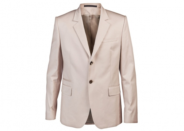 Givenchy Khaki Colored Two Piece Suit 1 Givenchy Khaki Colored Two Piece Suit
