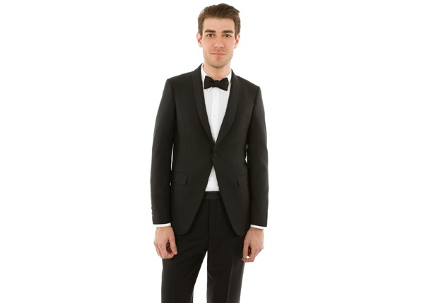 Hickey Freeman Opening Ceremony Shawl Collar Dinner Jacket 1 Hickey Freeman & Opening Ceremony Shawl Collar Dinner Jacket