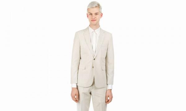 Kitsune Seersucker Cocktail Suit 1 Kitsune Seersucker Cocktail Suit