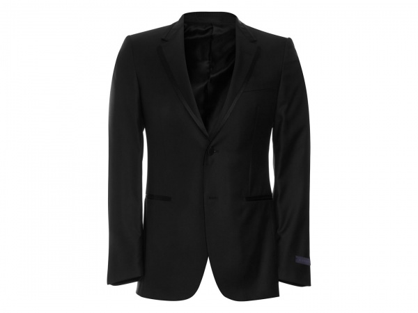 Lanvin Raw Edge Dinner Jacket Lanvin Raw Edge Dinner Jacket