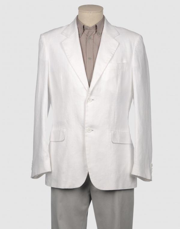 Matinique White Linen Blazer Matinique White Linen Blazer