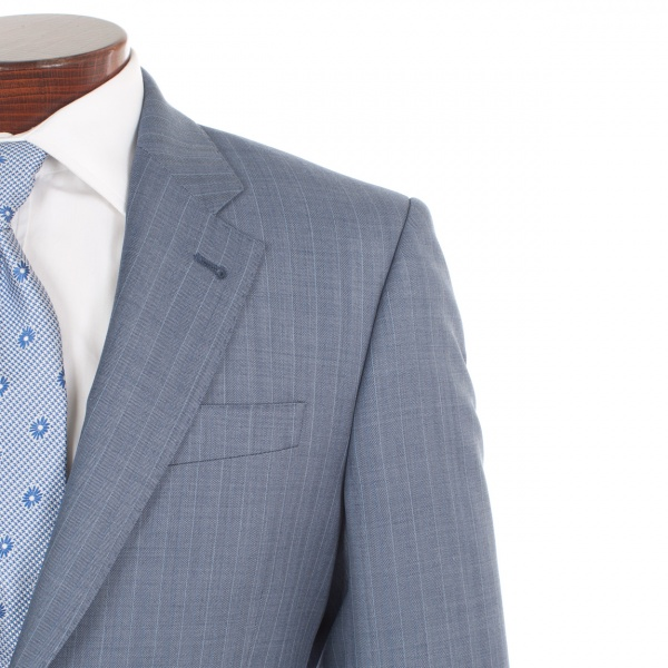 Paul Smith London Byard Suit in Sky Blue 1 Paul Smith London Byard Suit in Sky Blue