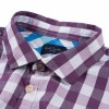 Paul Smith Purple Gingham Slim Fit Shirt 3 100x100 Paul Smith Purple Gingham Slim Fit Shirt